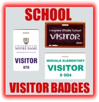 Visitor Badge Template. downloadable templates and designs for ...